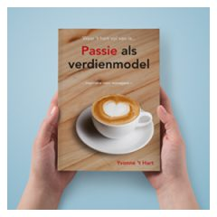 Boek Passie als Verdienmodel
