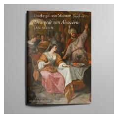Folder De Woede van Ahasverus | Museum Bredius