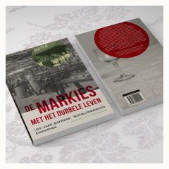 Boek De markies met het dubbele leven