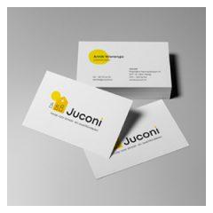 Huisstijl ontwerp Juconi