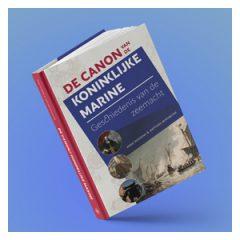 Boek De Canon van de Koninklijke Marine