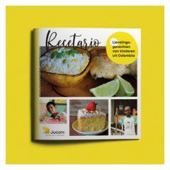 Colombiaans kookboekje Juconi