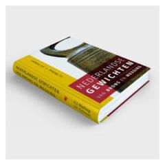 Boek Nederlandse Gewichten van brons en messing | Tieleman & Warburg