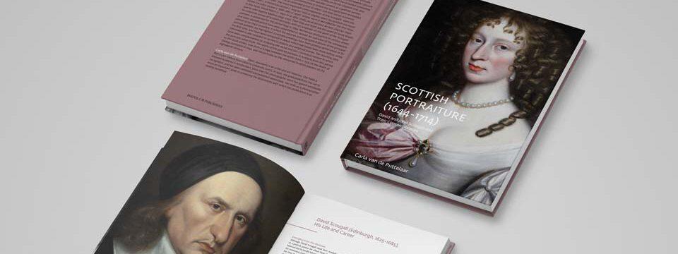Boek Scottish Portraiture | Carla van de Puttelaar