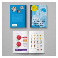 Boek Afvallen zonder poespas! | Meijden (Slimness)