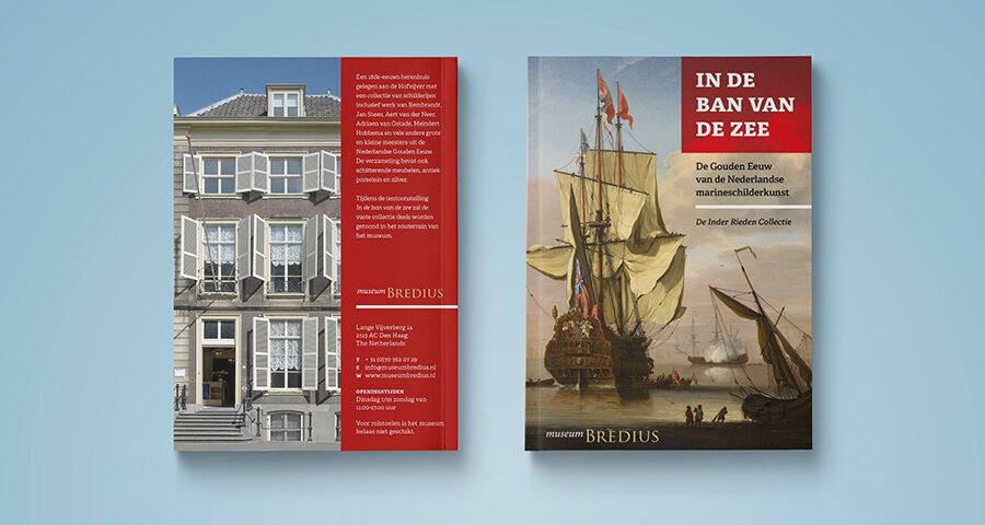 Boek In de ban van de zee – De Gouden Eeuw van de Nederlandse marineschilderkunst(De Inder Rieden Collectie)
