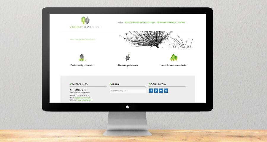 Website Green Stone Lisse
