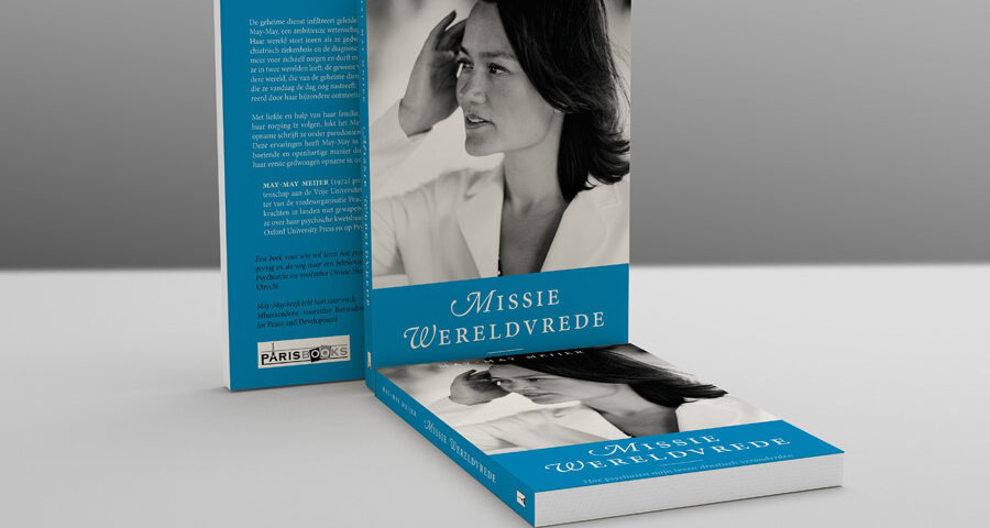 Boek Missie Wereldvrede