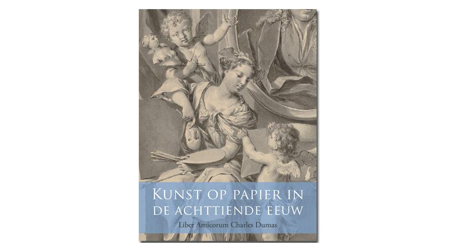 Boek (Liber amicorum) Charles Dumas