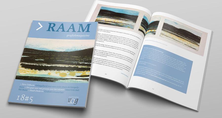 Grafiekmagazine RAAM 18#5